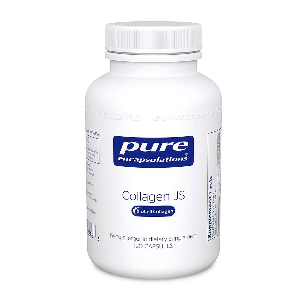 Bbalanced Natural Medicine Pure Collagen Js Count Pk 120 Colagen Encapsulations 766298008868